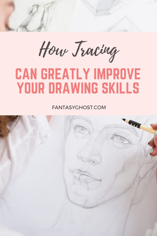 Does tracing improve your drawing skills?